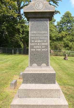 CURRIE, JAMES - Trumbull County, Ohio | JAMES CURRIE - Ohio Gravestone Photos