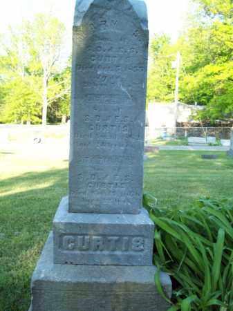 CURTIS, JOEL B. - Trumbull County, Ohio   JOEL B. CURTIS - Ohio Gravestone Photos