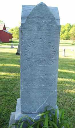 CURTIS, ELIZABETH S. - Trumbull County, Ohio | ELIZABETH S. CURTIS - Ohio Gravestone Photos