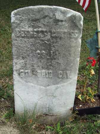CURTISS, BENNETT - Trumbull County, Ohio   BENNETT CURTISS - Ohio Gravestone Photos