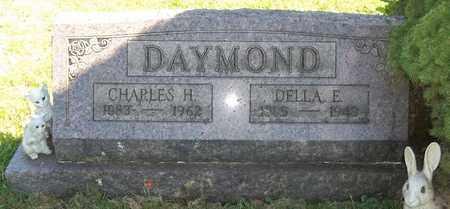 DAYMOND, DELLA E. - Trumbull County, Ohio | DELLA E. DAYMOND - Ohio Gravestone Photos