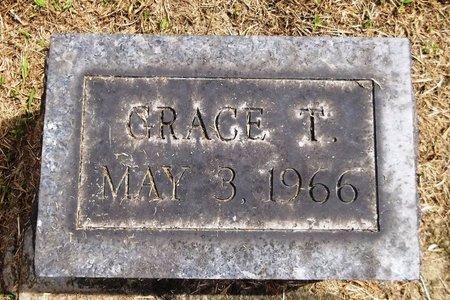 DEWITT, GRACE T. - Trumbull County, Ohio   GRACE T. DEWITT - Ohio Gravestone Photos