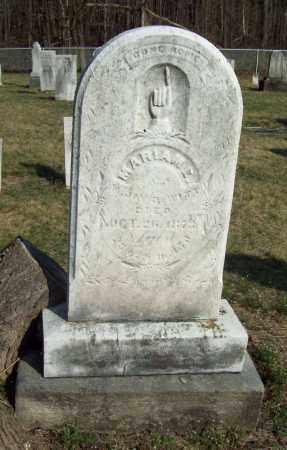DEWITT, MARIAM EUGENIA - Trumbull County, Ohio | MARIAM EUGENIA DEWITT - Ohio Gravestone Photos