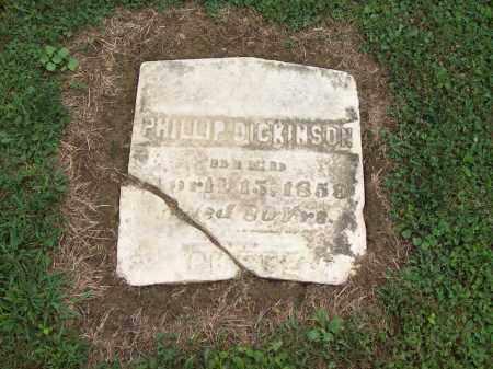 HUTCHINSON DICKINSON, PHEBE - Trumbull County, Ohio | PHEBE HUTCHINSON DICKINSON - Ohio Gravestone Photos