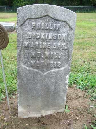 DICKINSON, PHILLIP - Trumbull County, Ohio | PHILLIP DICKINSON - Ohio Gravestone Photos