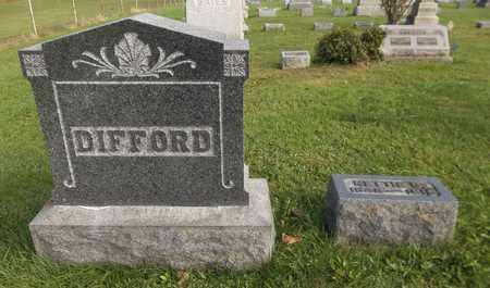 DIFFORD, NETTIE C. - Trumbull County, Ohio   NETTIE C. DIFFORD - Ohio Gravestone Photos