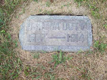 DOTY, BERTHA - Trumbull County, Ohio | BERTHA DOTY - Ohio Gravestone Photos