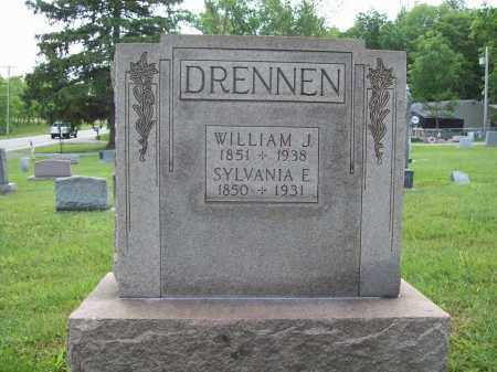 DRENNEN, WILLIAM J. - Trumbull County, Ohio | WILLIAM J. DRENNEN - Ohio Gravestone Photos