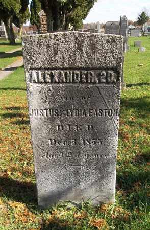EASTON, ALEXANDER, II - Trumbull County, Ohio | ALEXANDER, II EASTON - Ohio Gravestone Photos