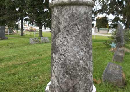 EASTON, BERTIE - Trumbull County, Ohio | BERTIE EASTON - Ohio Gravestone Photos