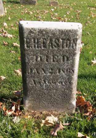 EASTON, E. H. - Trumbull County, Ohio | E. H. EASTON - Ohio Gravestone Photos