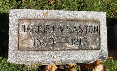 EASTON, HARRIET V. - Trumbull County, Ohio | HARRIET V. EASTON - Ohio Gravestone Photos