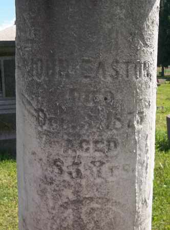 EASTON, JOHN - Trumbull County, Ohio | JOHN EASTON - Ohio Gravestone Photos