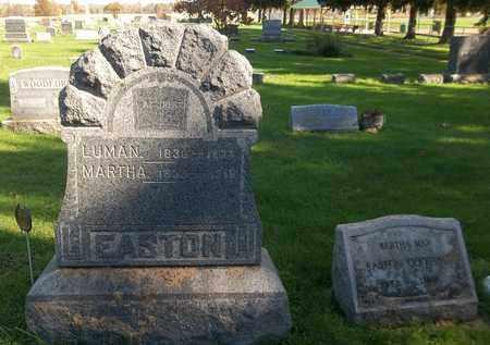 EASTON GOODING, BERTHA MAY - Trumbull County, Ohio | BERTHA MAY EASTON GOODING - Ohio Gravestone Photos