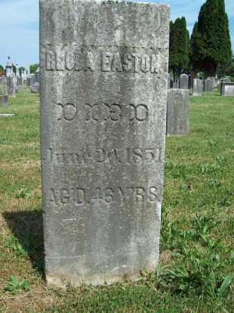 EASTON, RHODA - Trumbull County, Ohio   RHODA EASTON - Ohio Gravestone Photos