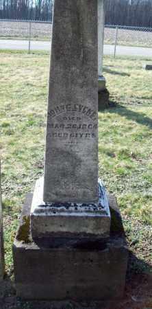 EVANS, JOHN G. - Trumbull County, Ohio   JOHN G. EVANS - Ohio Gravestone Photos