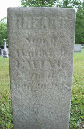 EWING, INFANT SON - Trumbull County, Ohio | INFANT SON EWING - Ohio Gravestone Photos