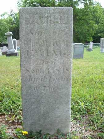EWING, NATHAN - Trumbull County, Ohio   NATHAN EWING - Ohio Gravestone Photos