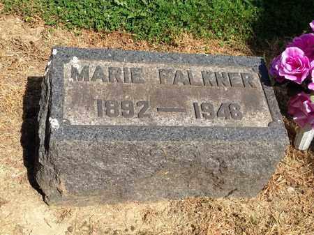 SHAW FALKNER, ALMIRA MARIE - Trumbull County, Ohio   ALMIRA MARIE SHAW FALKNER - Ohio Gravestone Photos