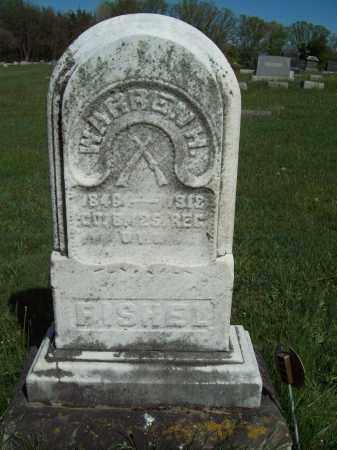 FISHEL, WARREN HANKS - Trumbull County, Ohio | WARREN HANKS FISHEL - Ohio Gravestone Photos