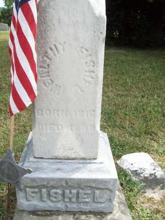 FISHEL, WEALTHY - Trumbull County, Ohio   WEALTHY FISHEL - Ohio Gravestone Photos
