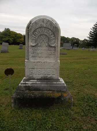 FISHEL, WARREN HANKS - Trumbull County, Ohio   WARREN HANKS FISHEL - Ohio Gravestone Photos