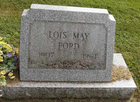 FORD, LOIS MAY - Trumbull County, Ohio | LOIS MAY FORD - Ohio Gravestone Photos