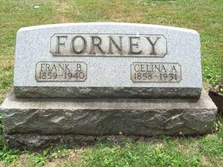 FORNEY, FRANK B. - Trumbull County, Ohio | FRANK B. FORNEY - Ohio Gravestone Photos