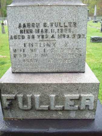 FULLER, AARON C. - Trumbull County, Ohio | AARON C. FULLER - Ohio Gravestone Photos