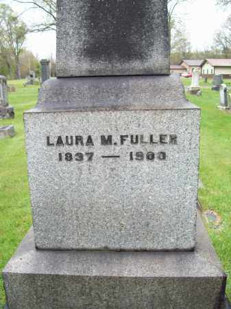 FULLER, LAURA M. - Trumbull County, Ohio | LAURA M. FULLER - Ohio Gravestone Photos