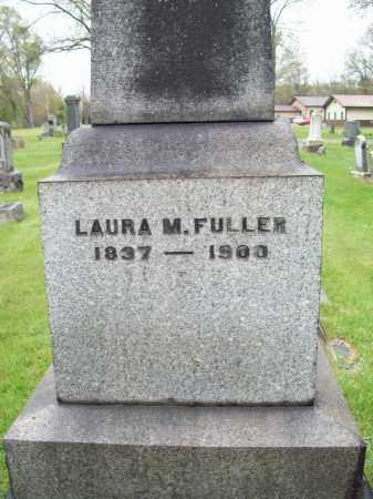 FULLER, LAURA M. - Trumbull County, Ohio | LAURA M. FULLER - Ohio Gravestone Photos