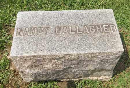 GALLAGHER, NANCY - Trumbull County, Ohio | NANCY GALLAGHER - Ohio Gravestone Photos