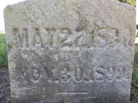 GARDINER, BETSY - Trumbull County, Ohio   BETSY GARDINER - Ohio Gravestone Photos