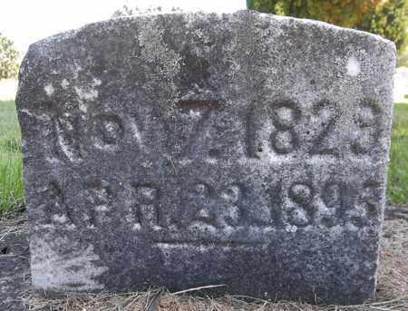GARDINER, JESSE - Trumbull County, Ohio   JESSE GARDINER - Ohio Gravestone Photos