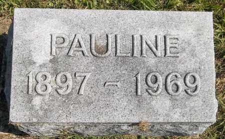 GARDINER, PAULINE - Trumbull County, Ohio   PAULINE GARDINER - Ohio Gravestone Photos