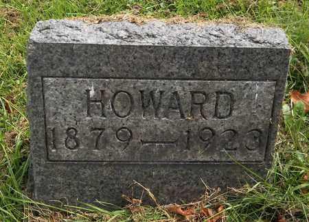 GATES, HOWARD - Trumbull County, Ohio | HOWARD GATES - Ohio Gravestone Photos