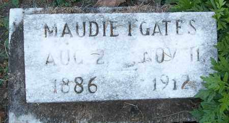 GATES, MAUDIE I. - Trumbull County, Ohio | MAUDIE I. GATES - Ohio Gravestone Photos