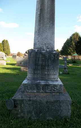 GATES, MARIA - Trumbull County, Ohio | MARIA GATES - Ohio Gravestone Photos