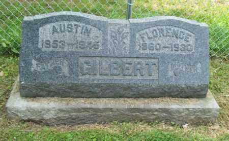 GILBERT, FLORENCE ALMIRA - Trumbull County, Ohio | FLORENCE ALMIRA GILBERT - Ohio Gravestone Photos