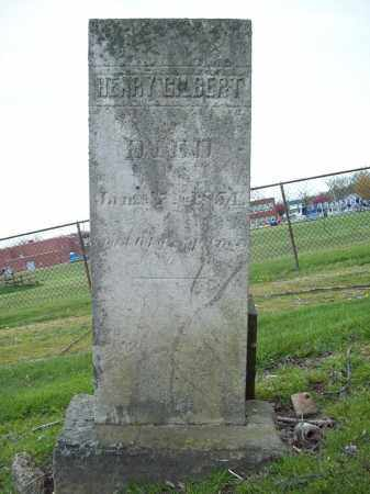 GILBERT, HENRY - Trumbull County, Ohio   HENRY GILBERT - Ohio Gravestone Photos