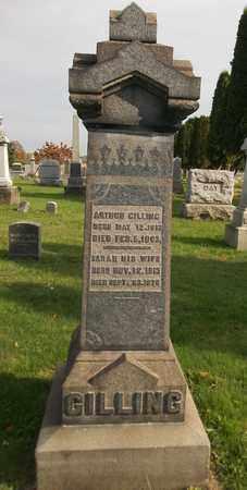 GILLING, SARAH - Trumbull County, Ohio | SARAH GILLING - Ohio Gravestone Photos