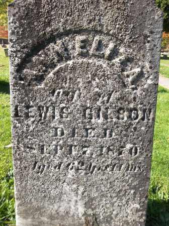 GILSON, ANN ELIZA. - Trumbull County, Ohio | ANN ELIZA. GILSON - Ohio Gravestone Photos