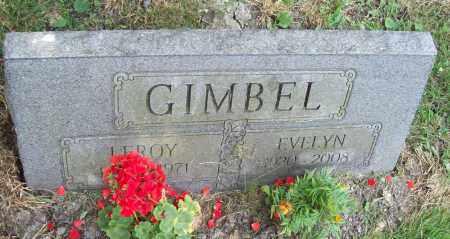 GIMBEL, EVELYN - Trumbull County, Ohio   EVELYN GIMBEL - Ohio Gravestone Photos