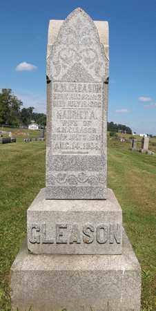 GLEASON, O. M. - Trumbull County, Ohio | O. M. GLEASON - Ohio Gravestone Photos