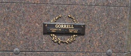 GORRELL, MARIETTA P. - Trumbull County, Ohio | MARIETTA P. GORRELL - Ohio Gravestone Photos
