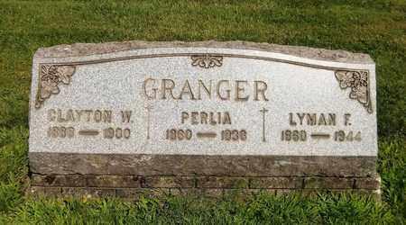 GRANGER, CLAYTON W. - Trumbull County, Ohio | CLAYTON W. GRANGER - Ohio Gravestone Photos