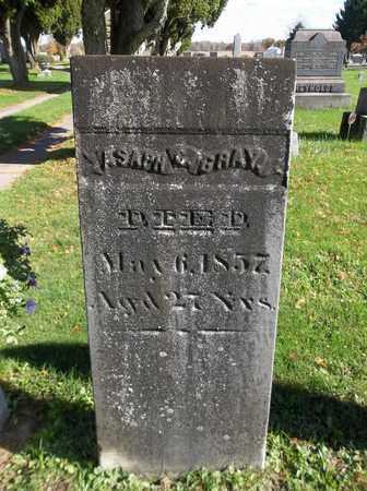 GRAY, ASAPH C. - Trumbull County, Ohio | ASAPH C. GRAY - Ohio Gravestone Photos