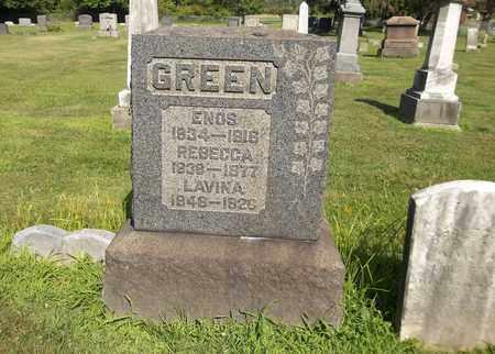 GREEN, ENOS - Trumbull County, Ohio | ENOS GREEN - Ohio Gravestone Photos