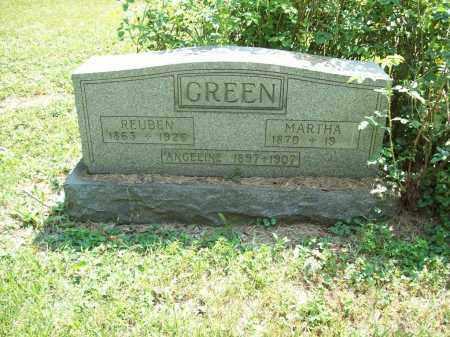 GREEN, REUBEN WATSON - Trumbull County, Ohio | REUBEN WATSON GREEN - Ohio Gravestone Photos