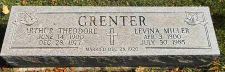 GRENTER, LEVINA - Trumbull County, Ohio | LEVINA GRENTER - Ohio Gravestone Photos
